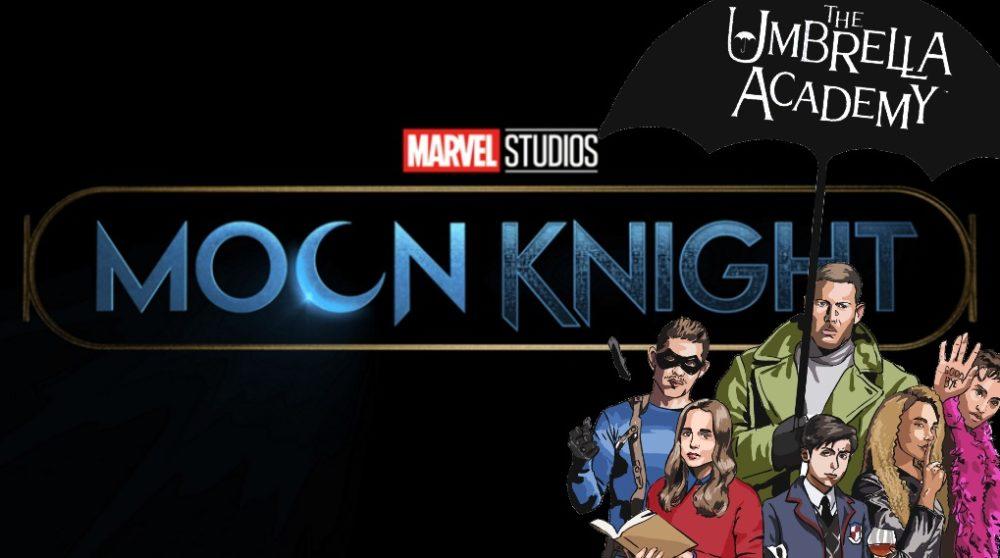 Moon Knight MCU serie Marvel Disney+ / Filmz.dk