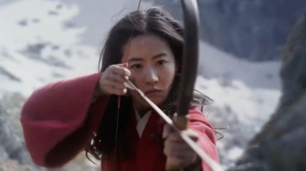 Mulan reshoots ændringer Disney / Filmz.dk