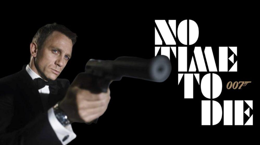 No Time to Die trailer James Bond / Filmz.dk