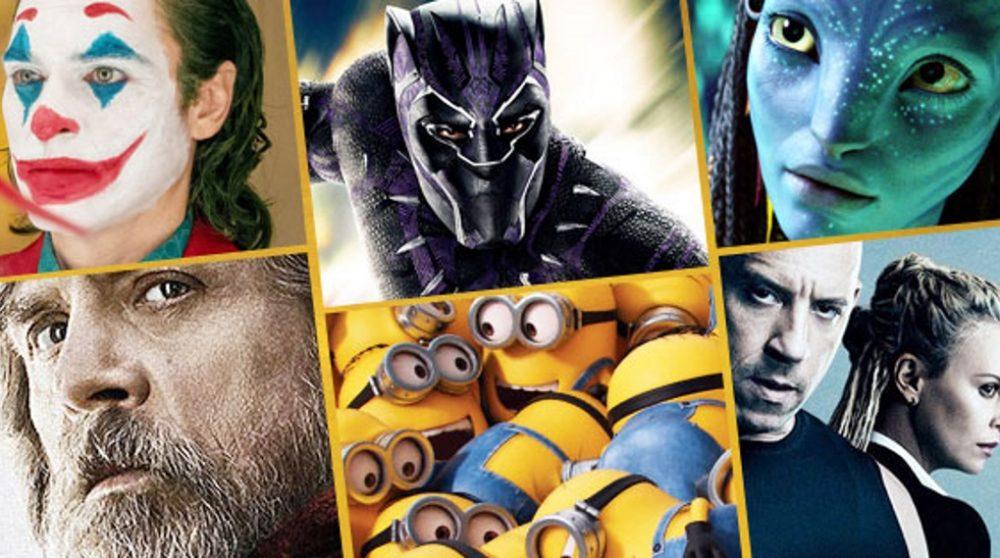 Rotten Tomatoes 44 blockbuster største film / Filmz.dk