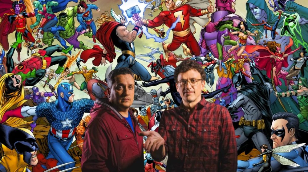 Russo brødrene Marvel v DC film / Filmz.dk