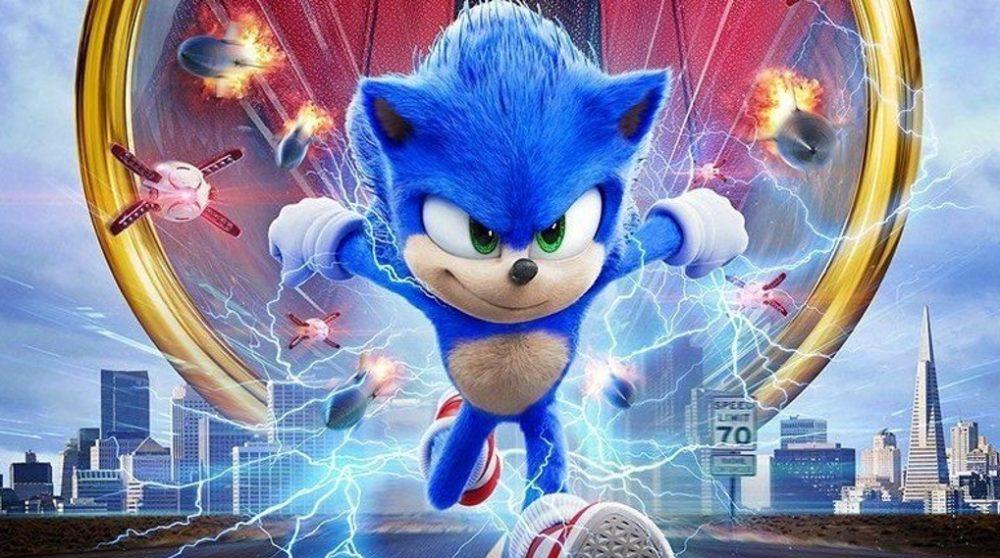 Sonic the Hedgehog trailer nyt design / Filmz.dk