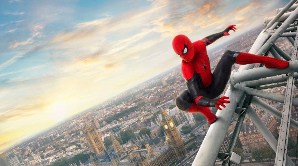 Spider-Man Far From Home hjemmebiografen / Filmz.dk