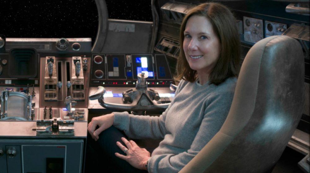 Star Wars intet kildemateriale Kathleen Kennedy / Filmz.dk