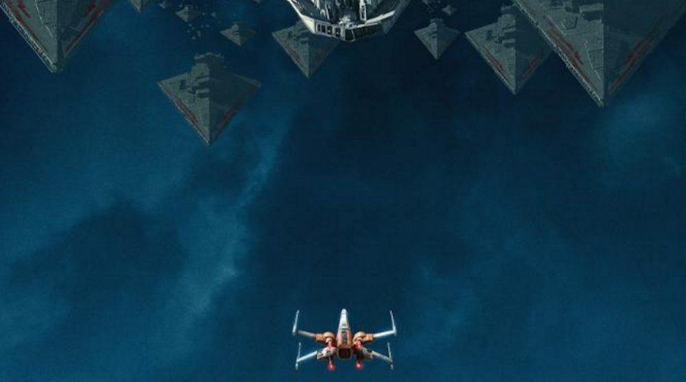 Star Wars The Rise of Skywalker plakat / Filmz.dk