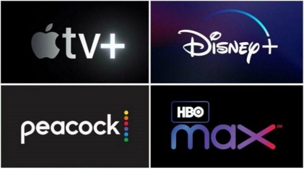 Streaming undersøgelse Disney Plus Apple TV Peacock HBO Max / Filmz.dk