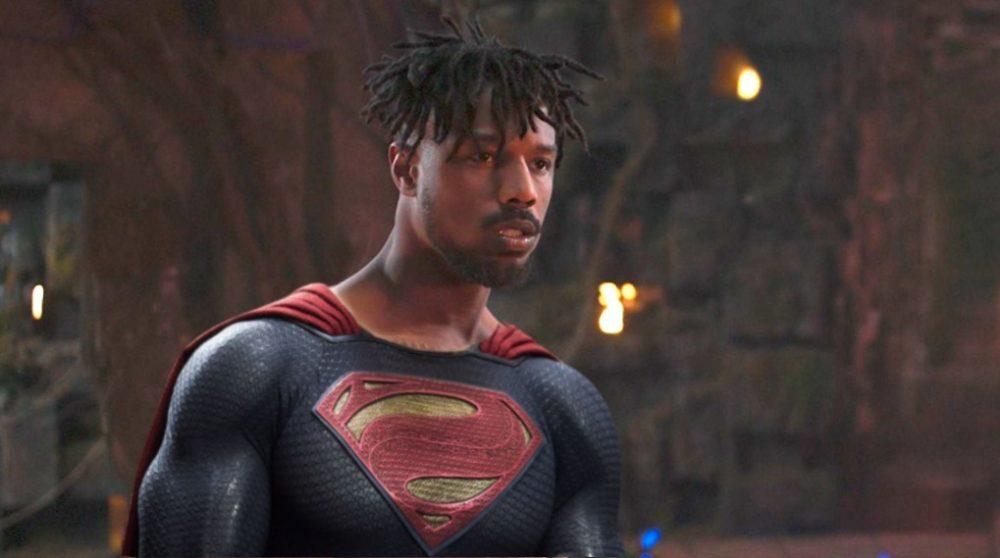 Superman Michael B. Jordan / Filmz.dk