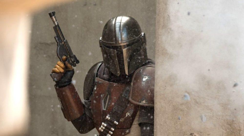 The Mandalorian navn hovedkarakter serie Star Wars / Filmz.dk
