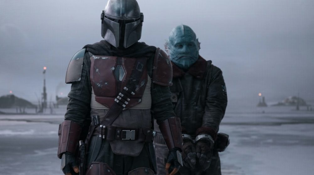 The Mandalorian Star Wars Holiday Special / Filmz.dk
