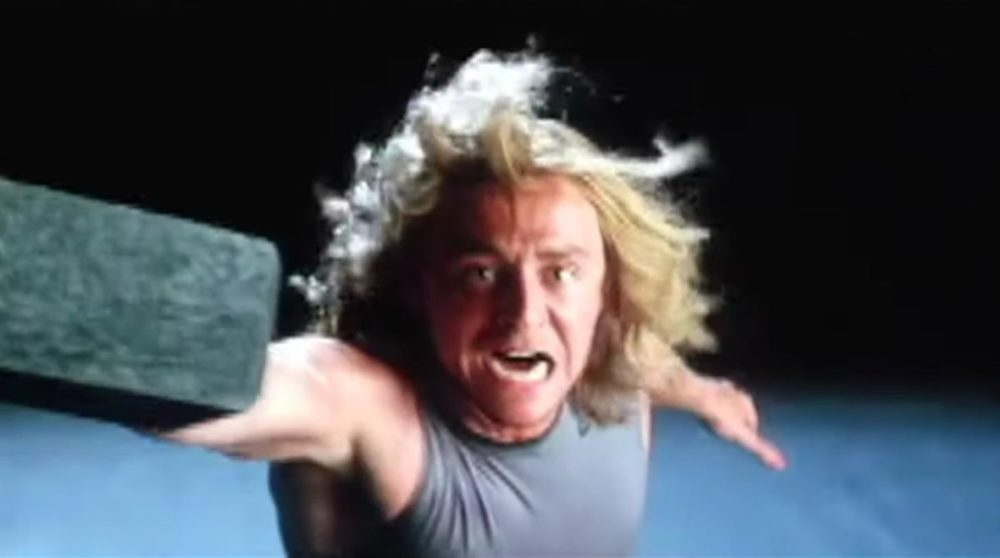 Tom hiddleston Thor audition Marvel / Filmz.dk