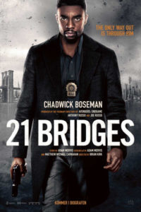 21 Bridges anmeldelse / Filmz.dk