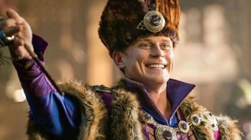 Aladdin spinoff Prince Anders Disney Plus shitstorm / Filmz.dk