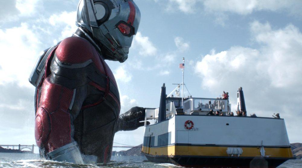 Ant-Man gigantiske insekter Avengers Endgame / Filmz.dk