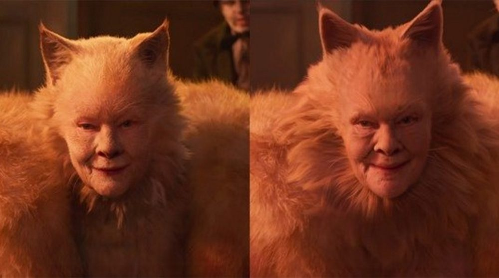 Cats effekter ændret / Filmz.dk