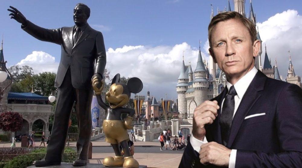 Disney James Bond / Filmz.dk