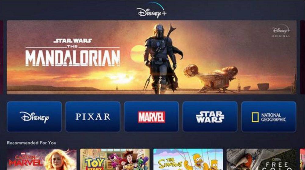 Disney Plus undersøgelse streaming / Filmz.dk
