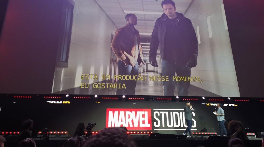 Kevin Feige CCXP Marvel MCU / Filmz.dk