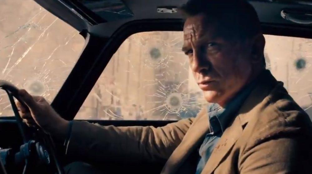 No Time to Die James Bond trailer traileren første / Filmz.dk
