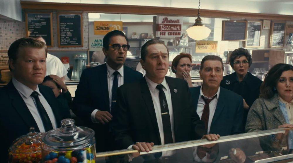 Oscar favorit Netflix 2020 The Irishman / Filmz.dk