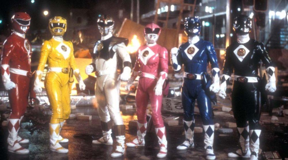 Power Rangers reboot / Filmz.dk