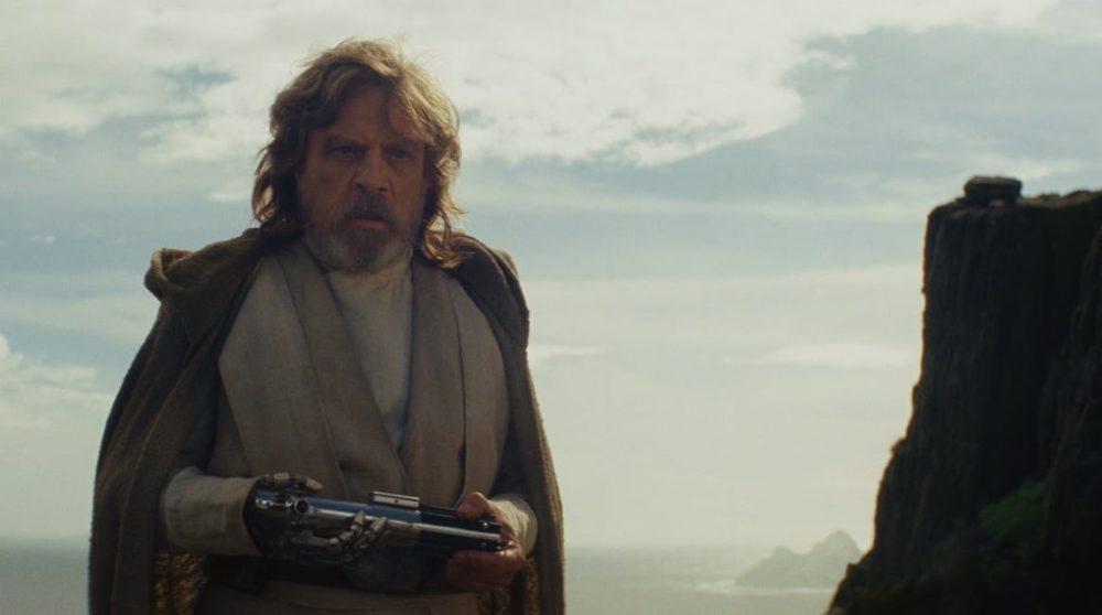 Rian Johnson Luke Skywalker kritik Star Wars / Filmz.dk