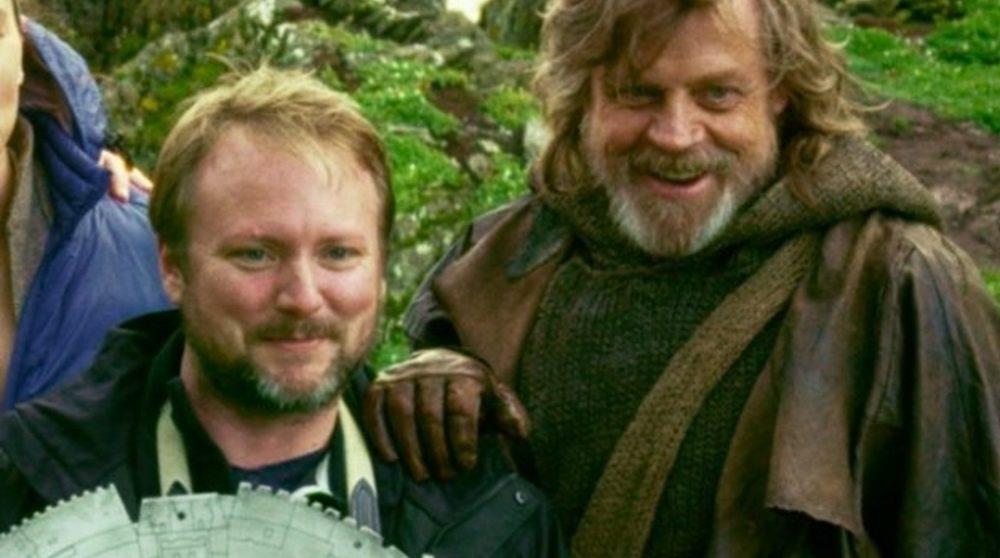 Rian Johnson kritik Star Wars fans / Filmz.dk