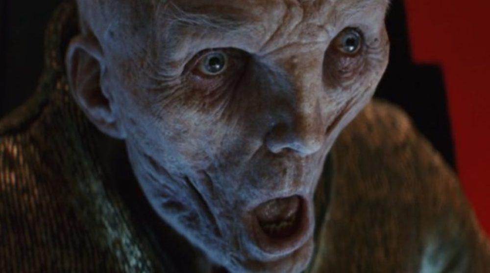 Snoke The Rise of Skywalker klon / Filmz.dk