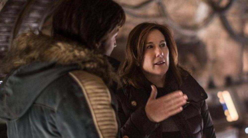 Star Wars færdig med trilogier Kathleen Kennedy / Filmz.dk