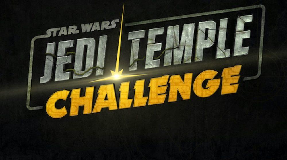 Star Wars Disney Plus Jedi Temple Challenge / Filmz.dk
