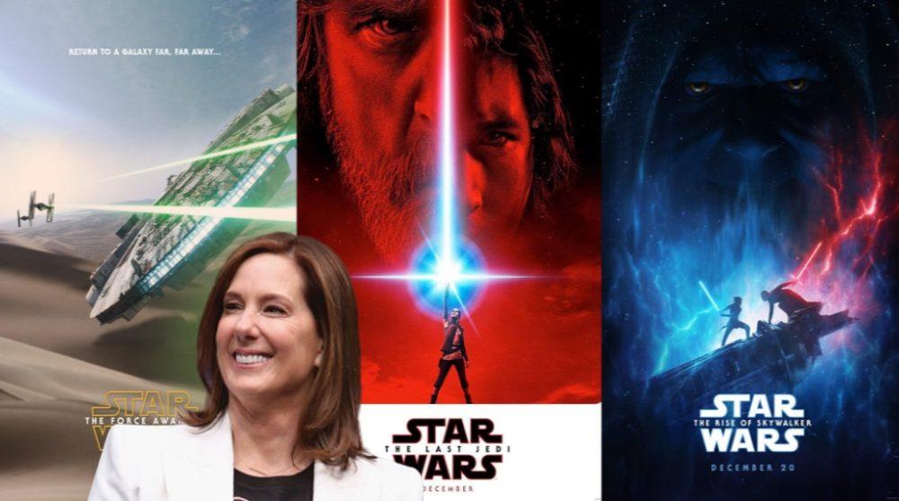 Star Wars trilogi ingen storyline / Filmz.dk