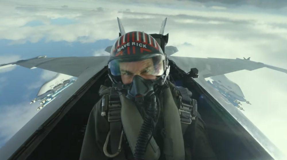 Top Gun Maverick trailer / Filmz.dk