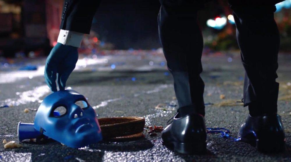 Watchmen Doctor Manhattan spoiler / Filmz.dk