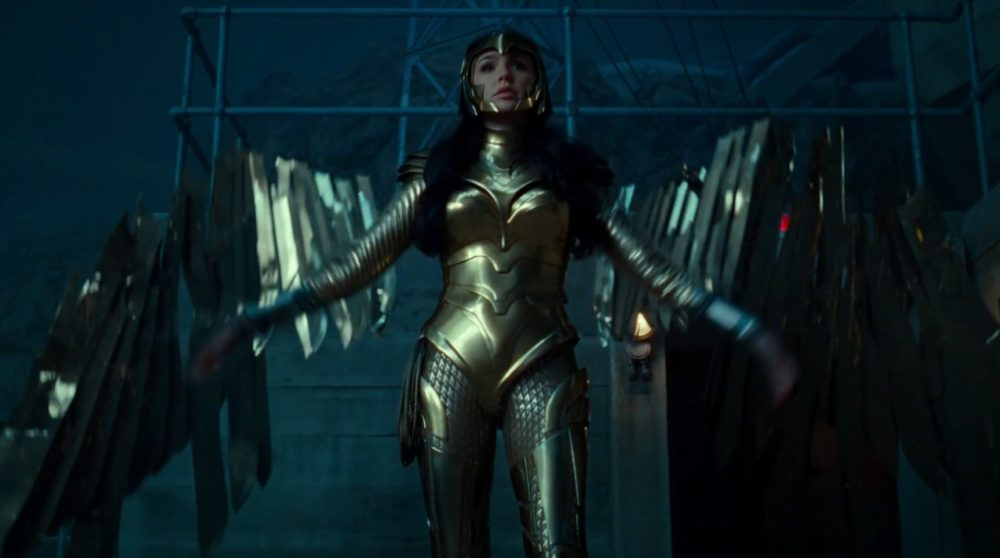 Wonder Woman 1984 trailer / Filmz.dk