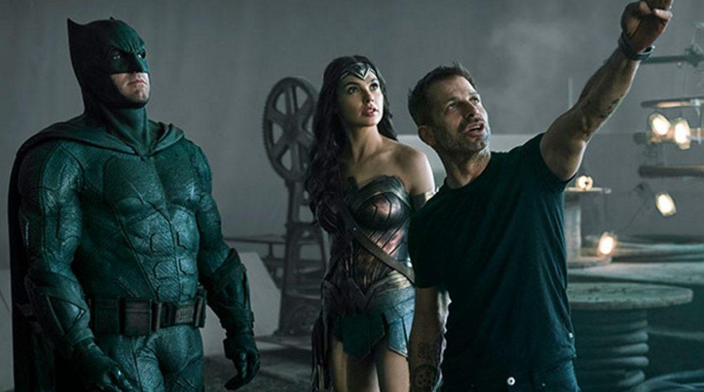 Zack Snyder Justice League spilletid billede / Filmz.dk