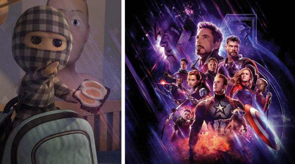 Avengers Endgame Ternet Ninja største film danmark biografer 2019 / Filmz.dk