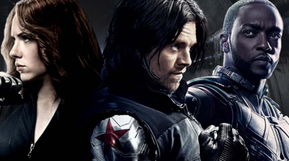 Black Widow Thunderbolts MCU Falcon and the Winter Soldier / Filmz.dk
