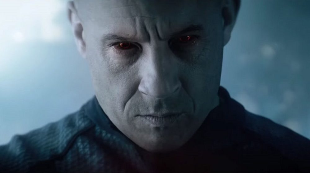 Bloodshot trailer Vin Diesel / Filmz.dk