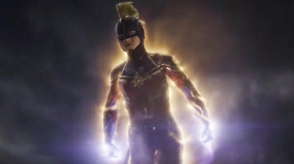 Captain Marvel 2 premiere dato / Filmz.dk