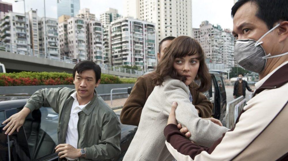 Contagion coronavirus Kina film hitter itunes / Filmz.dk