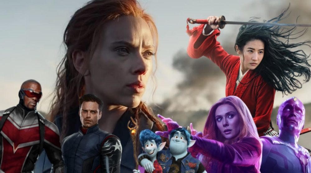 Disney Marvel planer trailer 2020 Super Bowl / Filmz.dk