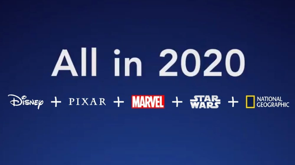 Disney Plus film serier 2020 / Filmz.dk