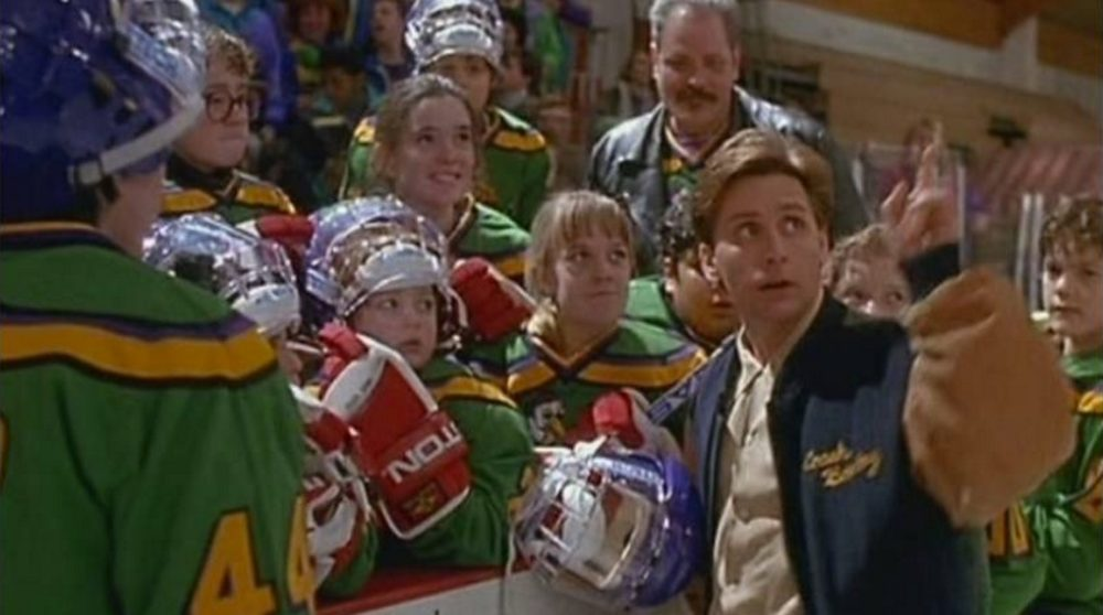 Emilio Estevez Mighty Ducks serie Disney Plus / Filmz.dk