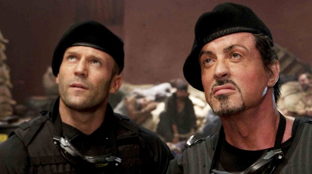 The Expendables 4 spinoff a christmas story / Filmz.dk