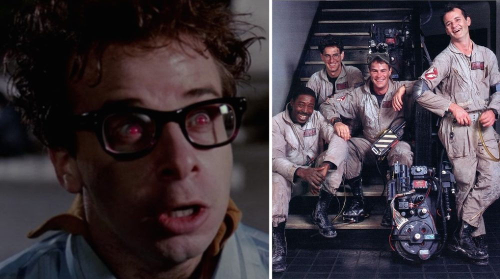 Ghostbusters Afterlife Rick Moranis Bill Murray / Filmz.dk