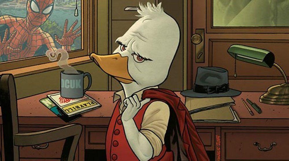 Howard the Duck serie dropper Marvel / Filmz.dk