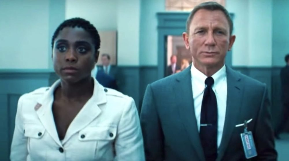 No Time to Die-producent udtaler sig om hudfarve og køn