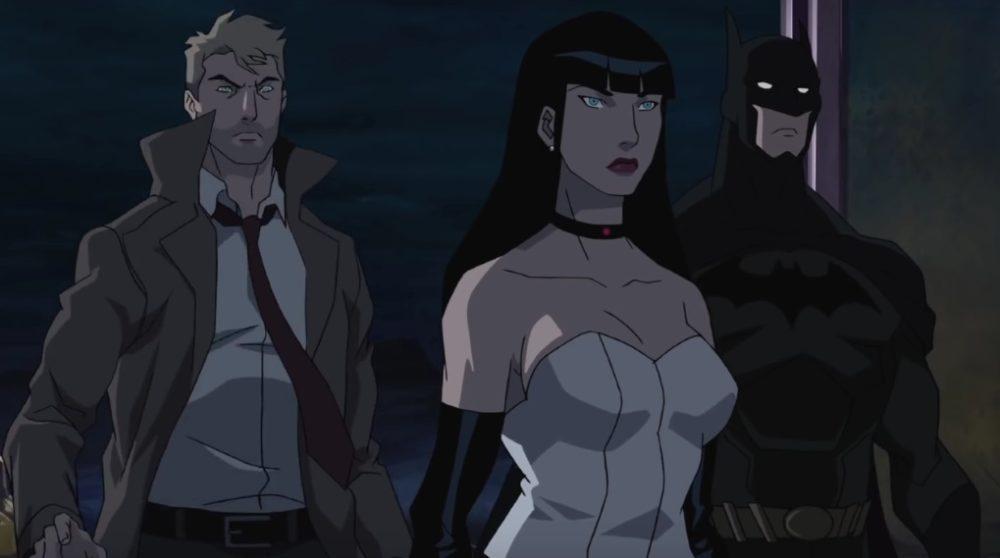 Justice League Dark DC J. J. Abrams / Filmz.dk