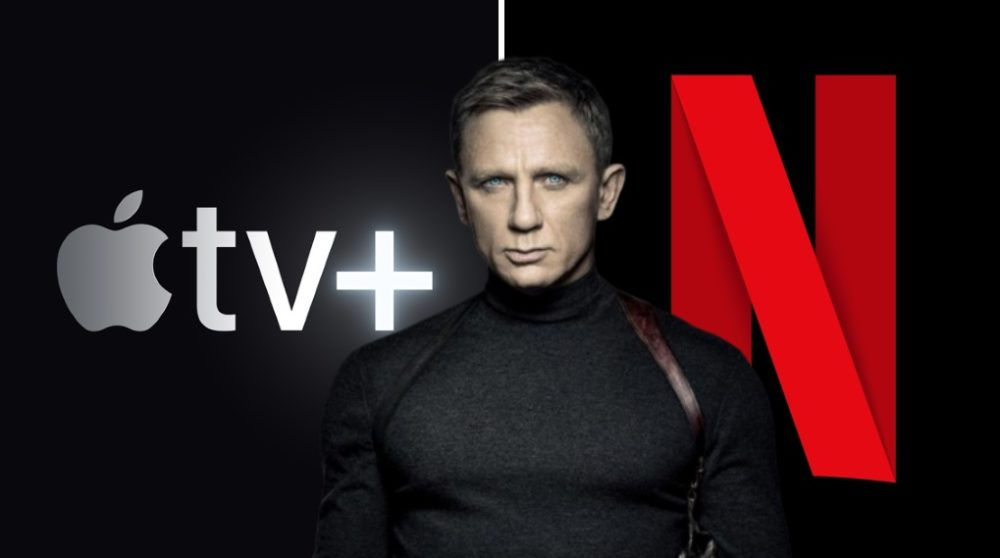 MGM James Bond Apple Netflix opkøb / Filmz.dk