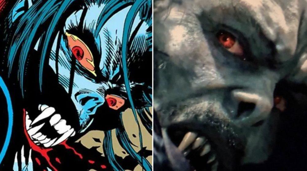 Sony Morbius første kig læk Jared Leto / Filmz.dk