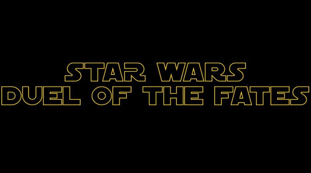 Star Wars Dule of the Fates læk / Filmz.dk